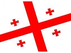 Флаг грузии картинки
