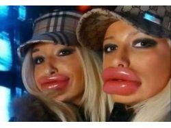 Гламурные смешные девушки фото