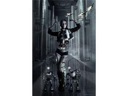 Люди роботы картинки