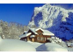 Фото зима в горах