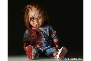Чаки кукла фото