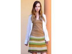 Вязание спицами юбки фото