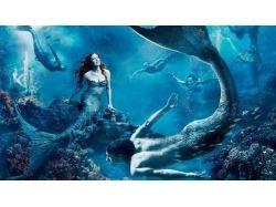 Подводный мир русалок фото