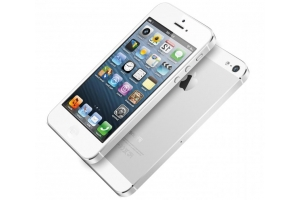 Айфон 5 белый фото