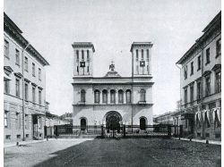 Лютеранская церковь интерьер фото