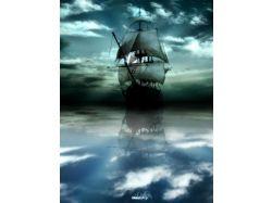 Корабли призраки фото
