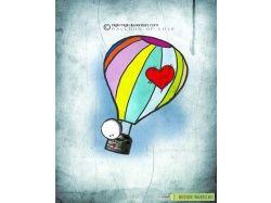 Прикольные картинки про любовь красивые