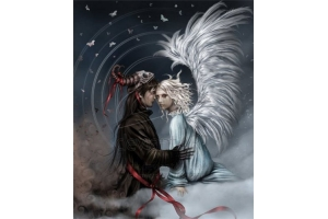 Ангел или демон картинки