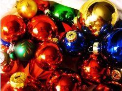 Новогодние шары картинки 7