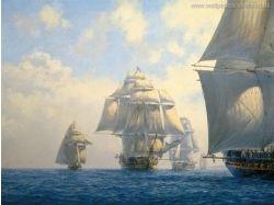 Корабли открытки фото