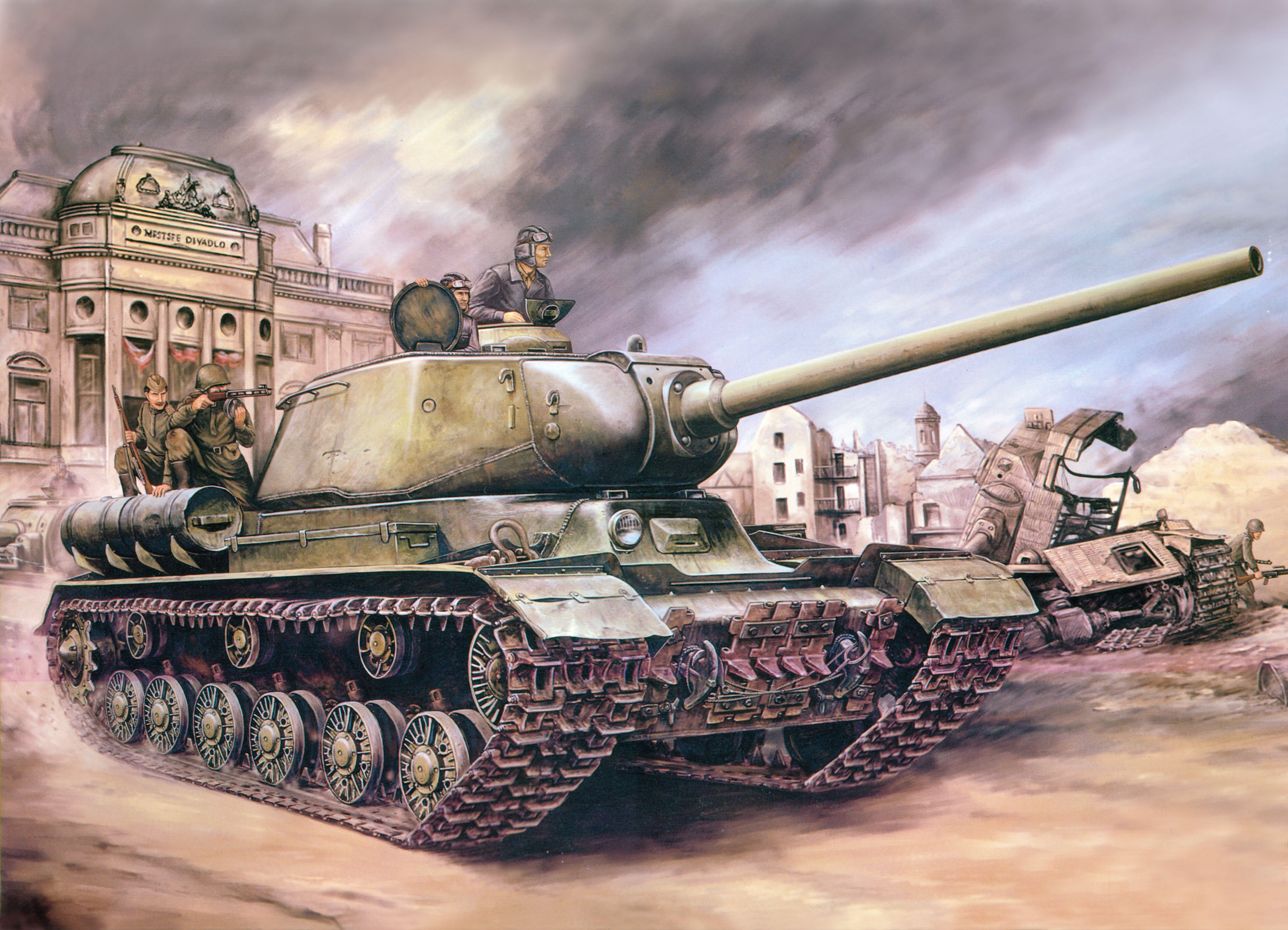 монтажа фотографии картинки советские танки вов скинхед, который