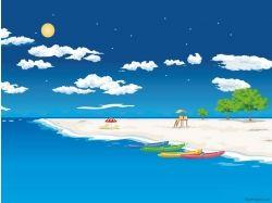 Нарисовать рисунок на тему лето