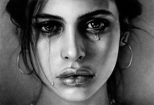 Картинки с плачем девушки