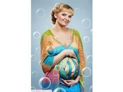Боди арт беременных фото
