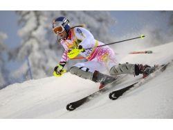 Фото спорт лыжи