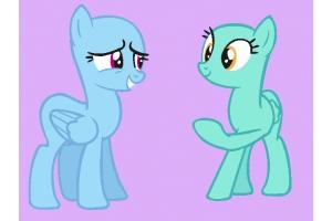 Пони манекены 2