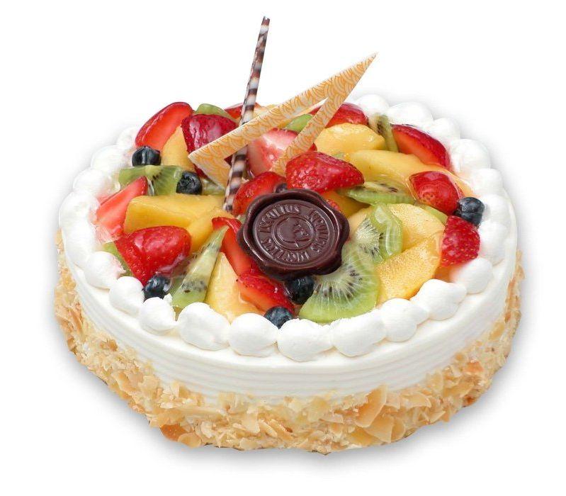 Анимация мама, открытка фруктовый торт