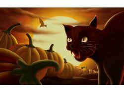 Хэллоуин картинки на рабочий стол 7