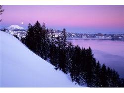 Зима фоновые рисунки