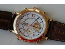 Широкоформатные обои часы