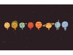 Красивые картинки солнечной системы