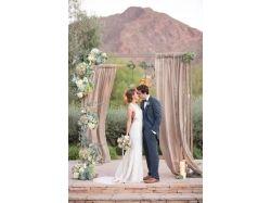 Эко свадьба фото