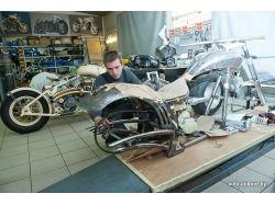 Самодельные мотоциклы фото видео 7
