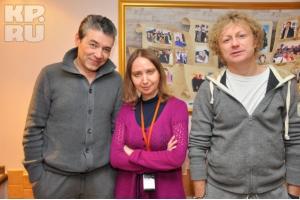 Новые русские бабки без грима