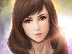 Девушки 18 рисунки 6
