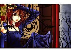 Anime аватарки с рыцарями-вампирами