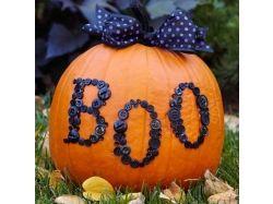 Тыквы на хэллоуин открытки