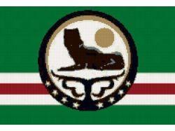 Фото флаги чечни 6