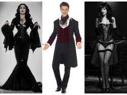 Костюм вампира на хэллоуин фото 7