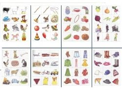 Предметные картинки животные для детей