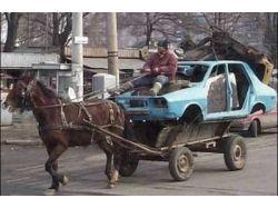 Гужевой транспорт фото