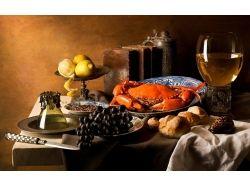 Фото еда на столе
