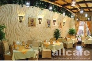 Ресторан белый павлин 3