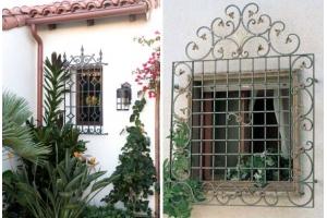 Решетки на окна фото 2