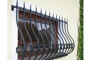 Решетки на окна фото 4