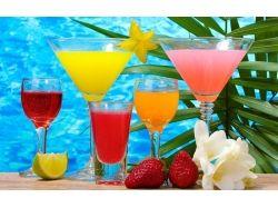 Фруктовые напитки картинки