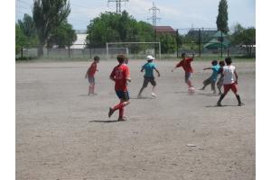 Фото футбольное поле 8
