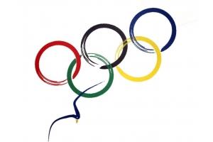 Олимпийские кольца картинки 2