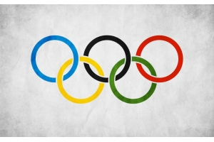Олимпийские кольца картинки 5