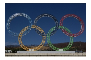 Олимпийские кольца картинки 6