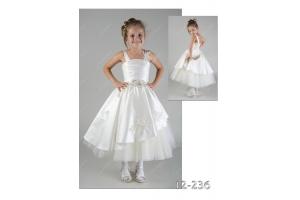 Платье снежинки фото 3