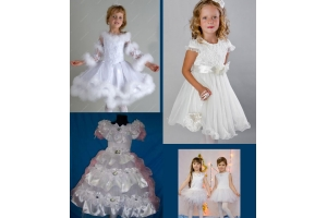 Платье снежинки фото 4