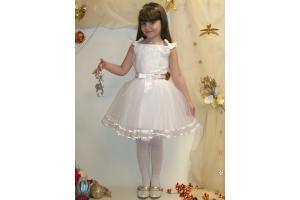 Платье снежинки фото 5