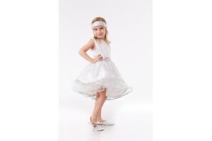 Платье снежинки фото 6