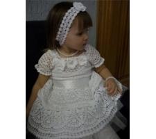 Платье снежинки фото 7