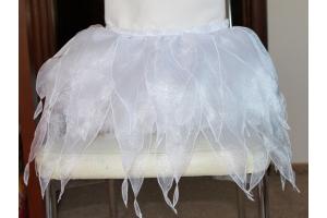 Платье снежинки фото 8